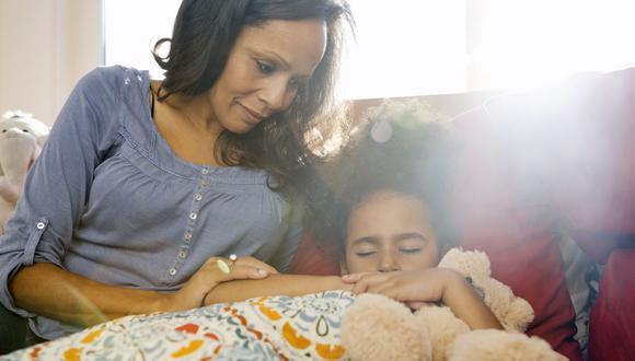 Aprende a facilitar el despertar de tus hijos cada mañana