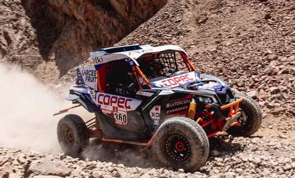 Chalecó López ha ganado tres etapas en lo que va del Dakar 2019. (Foto: Red Bull)