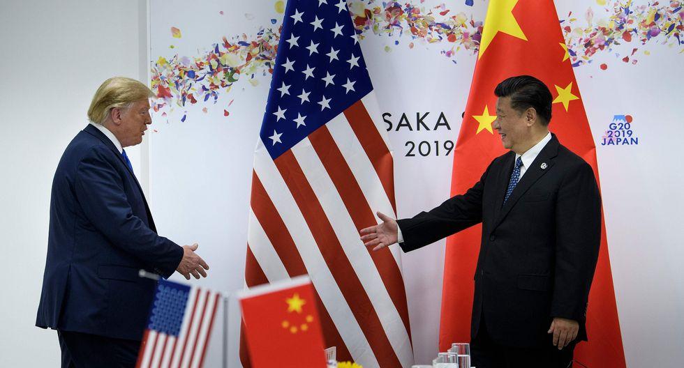 Foto y video: AFP.