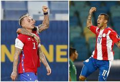 Canal 13 en directo; partido de Chile - Paraguay por Copa América