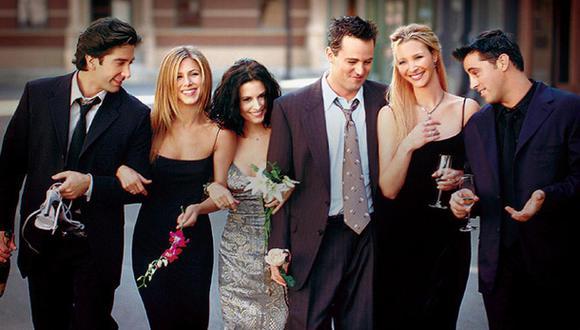 """""""Friends"""": 10 cosas que quizás no sabía de la serie"""