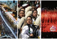 Entre crisis o tras terremotos: así se celebraron los otros bicentenarios de los países de la región
