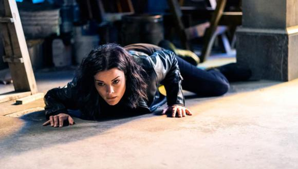 "Jaimie Alexander encarnó a Jane durante las cinco temporadas de ""Blindspot"" (Foto: NBC)"