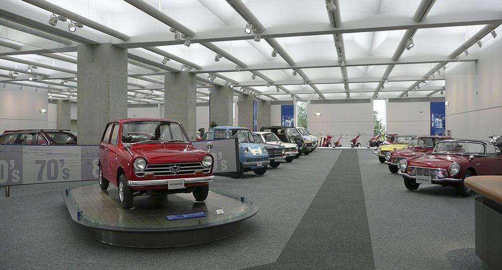 3. Honda Collection Hall.