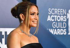 Jennifer Lopez: revelan el cuantioso precio de las joyas que lució en los SAG Awards 2020 | FOTOS