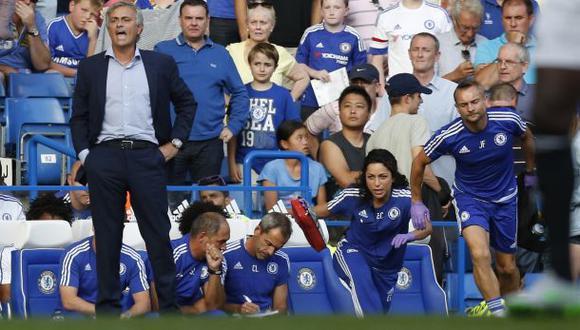 """Muamba a Mourinho:""""Si no atienden a un futbolista, puede morir"""""""