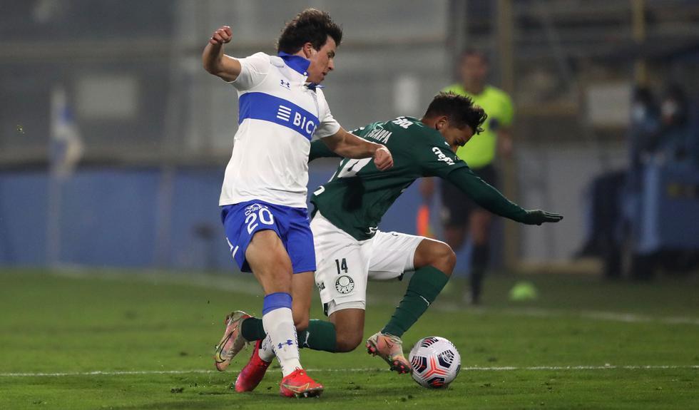 LINK PARA VER U. Católica - Palmeiras EN VIVO: mira EN DIRECTO el partido por la Copa Libertadores 2021 | DEPORTE-TOTAL | EL COMERCIO PERÚ