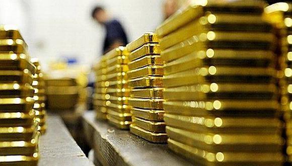 El oro se apreció hoy luego de la decisión de la FED de subir la tasa de interés. (Archivo)