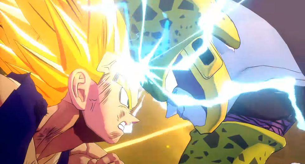 """El juego """"Dragon Ball: Kakarot"""" estará disponible en Xbox One, PlayStation 4 y PC. (Imagen: Namco Bandai)"""