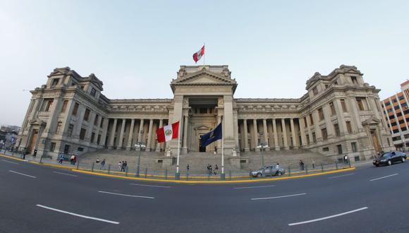En un comunicado, el CAL señaló que la propiedad se encuentra en proceso de casación ante la Sala Suprema Civil Permanente de la Corte Suprema. (El Comercio)