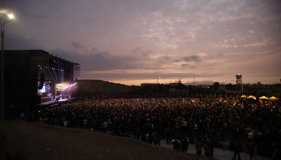Vivo x el Rock 2019 contó con la participación de más de 100 bandas. Foto: Renzo Salazar.