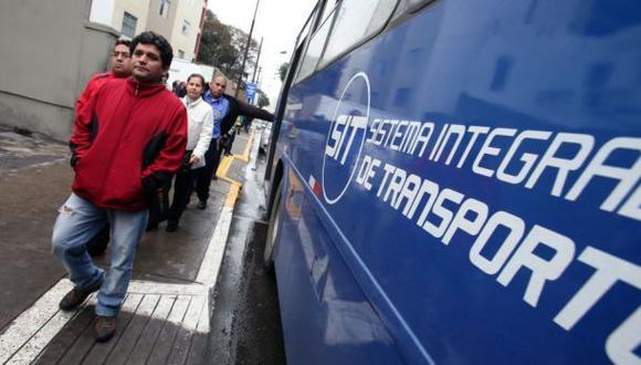Corredor Azul: Miraflores pide mejorar paraderos y señalización
