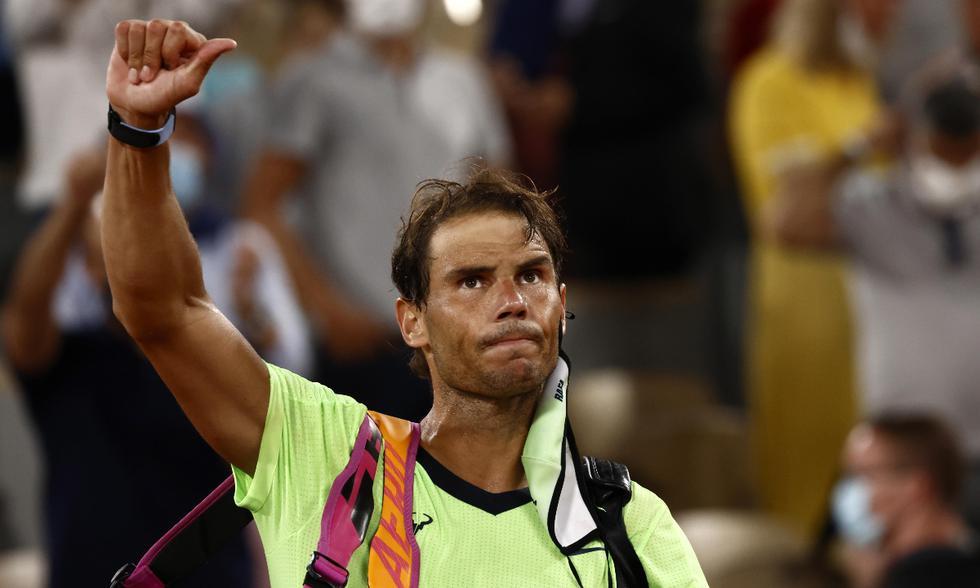 Rafael Nadal y Novak Djokovic se enfrentaron en la semifinal del Roland Garros | Foto: EFE