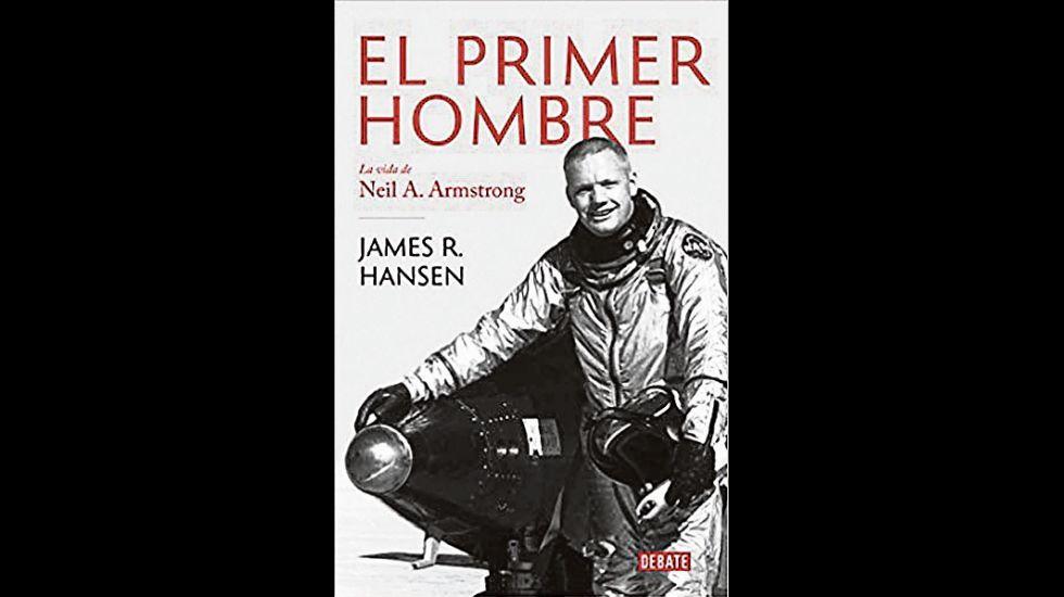 Biografía documentada del primer hombre que llegó a la Luna, basada en 50 horas