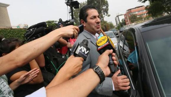 Salvador Heresi manifestó que le sorprendió la poca autocrítica de Fernando Zavala en torno a las caídas en las encuestas de PPK. (Foto: El Comercio)