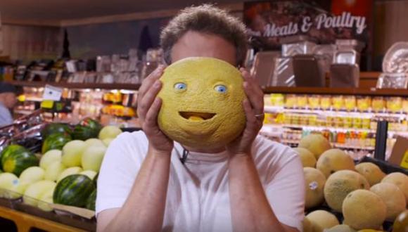 """Seth Rogen usó esta """"comida que habla"""" para asustar a clientes"""