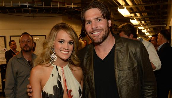 Carrie Underwood anuncia embarazo