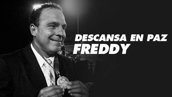 El cáncer apagó la vida de Freddy Ternero a los 53 años