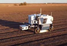 Autonomous Weeder, el robot que elimina malezas con un láser y no usa pesticidas