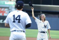 En 1961, los Yankees le dijeron que no podía ser su cargabates: 60 años después le cumplieron el sueño