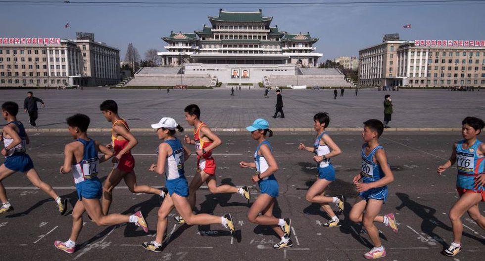 La maratón de Corea del Norte, una experiencia única [FOTOS] - 16