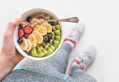 ¿Qué frutas debo comer según mi propósito en el running?