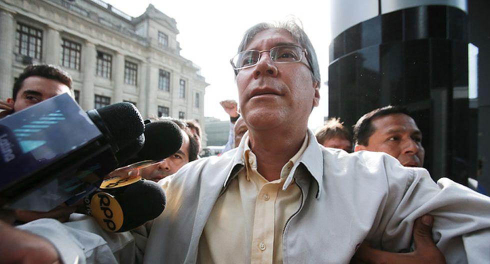 Aurelio Pastor se entregó a la justicia para cumplir su condena