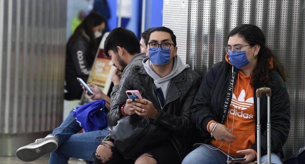 Se confirmó un primer caso por el COVID-19 en México, se trata del hombre de 35 años que permanece aislado en el Instituto Nacional de Enfermedades Respiratorias (INER). (Foto: AFP).