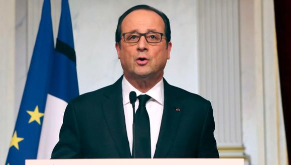 """Hollande: """"Francia no ha terminado con amenazas terroristas"""""""