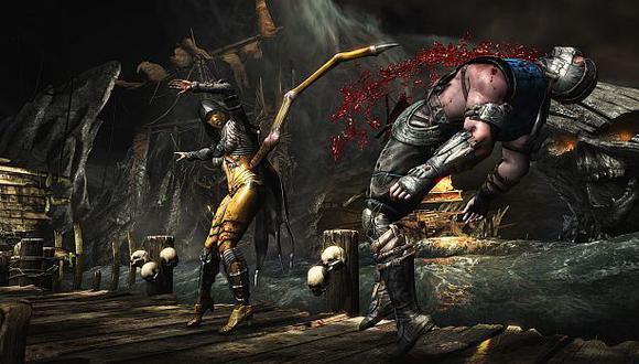 Los videojuegos más sangrientos de todos los tiempos (NetherRealm Studios)