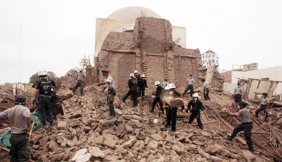 En imágenes: Los sismos que han marcado al Perú - 7