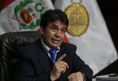 Fiscal Tomás Gálvez inicia investigación preliminar contra José Domingo Pérez por presunto abuso de autoridad