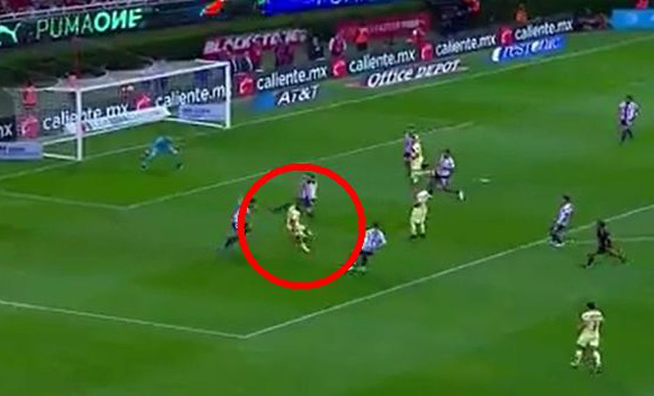 América vs. Chivas EN VIVO: Ibargüen concretó 2-0 para Águilas tras floja reacción de Gudiño | VIDEO. (Video: YouTube/Foto: Captura)