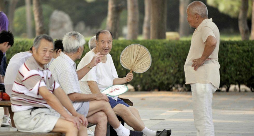 China: esperanza de vida aumentó en los últimos 20 años