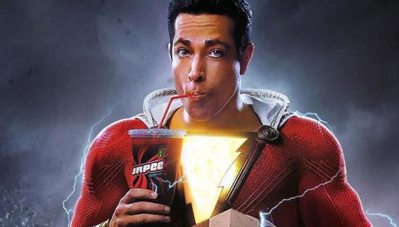 Zachary Levi será Shazam en la primera película del superhéroe (Foto: DC Entertainment)