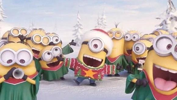 Saluda a tu familia y amigos de una forma creativa esta Navidad 2020. (Imagen: captura de YouTube)