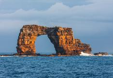 ¿Por qué colapsó el Arco de Darwin, el conocido atractivo de las islas Galápagos?