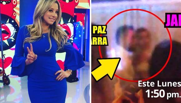 Sofía Franco no emite algún comentario sobre 'ampay' a su aún esposo Álvaro Paz de la Barra y Jamila Dahabreh.(Foto: @sofiafrancoayllon)