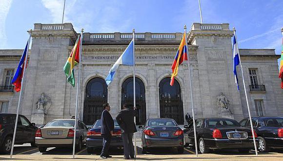 Denuncian uso de la OEA para presión jurídica