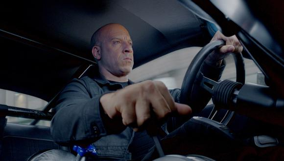 "La lluvia de autos en ""The Fate of the Furious"" fue real (Foto: Universal Pictures)"