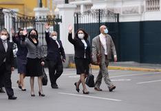 APP y Somos Perú darán el voto de confianza al Gabinete Bermúdez, anuncian sus voceros
