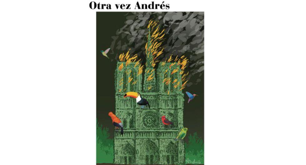 Otra vez Andrés.
