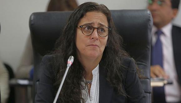 Ministra García acepta renuncia de secretario que laboró en SIN