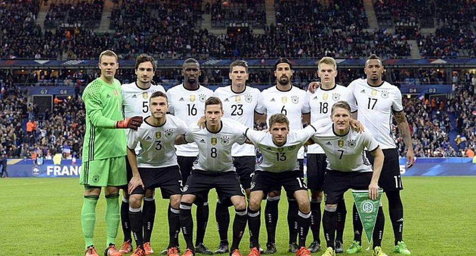 Ránking FIFA: conoce a las primeras 20 selecciones [FOTOS]  - 5