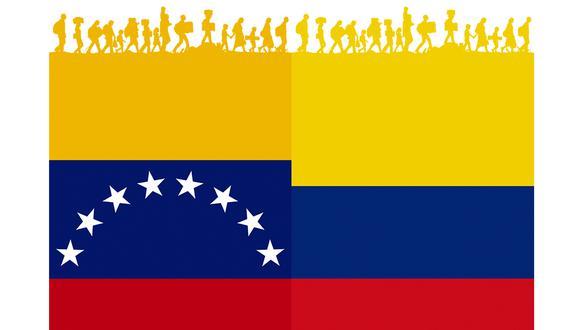 El manejo de la crisis de migrantes de venezolanos por Colombia (Ilustración: Giovanni Tazza)