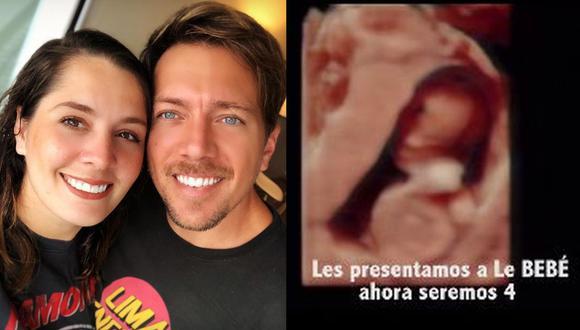 """Yiddá Eslava y Julián Zuchi serán padres por segunda vez: """"Ahora seremos 4"""". (Foto: Instagram)"""