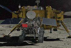 Sonda china explora y analiza composición del lado oculto de la Luna