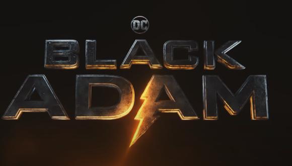 """""""Black Adam"""", la nueva película que protagonizará Dwayne Johnson con DC y Warner Bros. (Foto: DC Fandome)"""