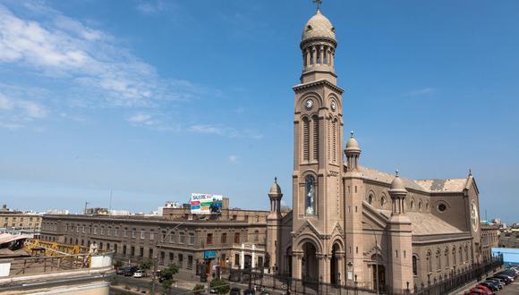 Basílica de María Auxiliadora, ubicada en Breña, es el mayor referente de la arquitectura religiosa republicana. (Foto: Agenzia Info Salesiana)