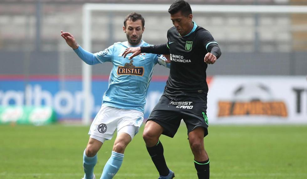 Alianza Lima vs. Sporting Cristal por la fecha 8 del Torneo Apertura de la Liga 1 | Fotos: @LigaFutProf